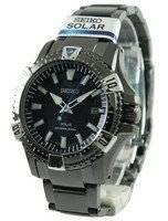 Seiko Solar Diver's SNE281P1 SNE281P SNE281 Mens Watch