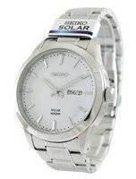 Seiko Solar Powered 100M SNE359P1 SNE359P SNE359 Men's Watch