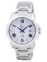 Relógio Seiko Premier SNE453 Solar SNE453P1 SNE453P masculino