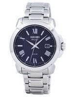 Relógio Seiko Premier SNE455 Solar SNE455P1 SNE455P masculino