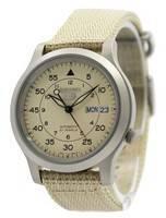 Seiko 5 Military Automatic Nylon Strap SNK803K2 Men's Watch