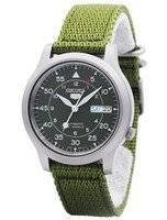 Seiko 5 Military Automatic Nylon SNK805K2 Men's Watch