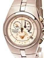 Seiko Arctura Kinetic Chronograph Titanium 40th Anniv. SNL019