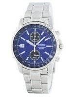 Seiko Chronograph Quartz Tachymeter SNN067 SNN067P1 SNN067P Men's Watch