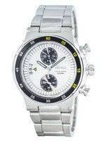 Seiko Chronograph Quartz SNN115 SNN115P1 SNN115P Men's Watch