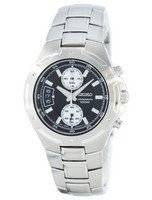 Seiko Chronograph Quartz SNN129 SNN129P1 SNN129P Men's Watch