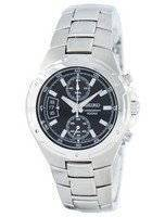 Seiko Chronograph Quartz SNN131 SNN131P1 SNN131P Men's Watch