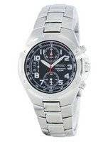 Seiko Chronograph Quartz Tachymeter SNN137 SNN137P1 SNN137P Men's Watch