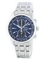 Seiko Chronograph Quartz Tachymeter SNN157 SNN157P1 SNN157P Men's Watch