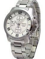 Seiko Chronograph SNN171P1 SNN171P SNN171 Men's Watch