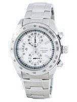 Seiko Chronograph Quartz Tachymeter SNN177 SNN177P1 SNN177P Men's Watch