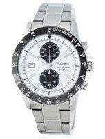 Seiko Chronograph Quartz Tachymeter SNN187 SNN187P1 SNN187P Men's Watch