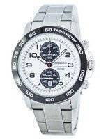 Seiko Chronograph Quartz Tachymeter SNN195 SNN195P1 SNN195P Men's Watch