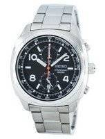 Seiko Chronograph Quartz Tachymeter SNN209 SNN209P1 SNN209P Men's Watch
