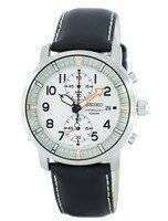 Seiko Chronograph Quartz SNN227 SNN227P1 SNN227P Men's Watch