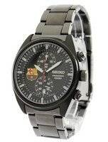 Seiko Chronograph FC Barcelona SNN267 SNN267P1 SNN267P Men's Watch