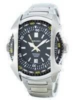 Seiko Quartz Perpetual Calendar SNQ089 SNQ089P1 SNQ089P Men's Watch