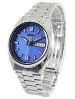 Seiko 5 Automatic Blue Dial SNX799K1 SNX799K Men's Watch