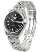 Seiko 5 Automatic Black Dial SNXA13K1 SNXA13K Men's Watch