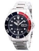 Seiko Automatic Divers 23 Jewels 100m Watch SNZF15 SNZF15K1 SNZF15K Men's Watch