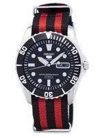 Seiko 5 Sports Automatic 23 Jewels NATO Strap SNZF17J1-NATO3 Men's Watch