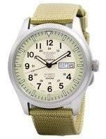 Seiko 5 Military Automatic Sports Japan Made SNZG07 SNZG07J1 SNZG07J Men's Watch