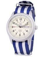 Seiko 5 Sports Automatic Nato Strap SNZG07K1-NATO2 Men's Watch