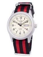 Seiko 5 Sports Automatic Nato Strap SNZG07K1-NATO3 Men's Watch