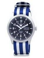 Seiko 5 Sports Automatic Japan Made NATO Strap SNZG15J1-NATO2 Men's Watch