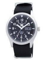 Seiko 5 Sports Automatic Japan Made NATO Strap SNZG15J1-NATO4 Men's Watch