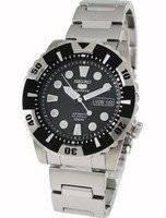 Seiko 5 Sports Automatic Divers SNZJ13K1 SNZJ13 SNZJ13K Men's Watch