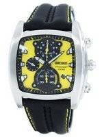 Seiko Retrograde Chronograph Quartz SPC035 SPC035P1 SPC035P Men's Watch
