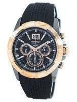 Seiko Lord Chronograph Quartz SPC106 SPC106P1 SPC106P Men's Watch