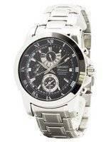 Seiko Premier Chronograph Perpetual Calendar SPC161 SPC161P1 SPC161P Men's Watch