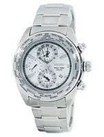 Seiko Premier World Time Alarm Quartz SPL029 SPL029P1 SPL029P Men's Watch