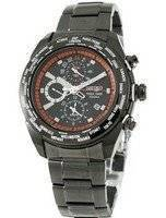 Seiko Alarm World Timer SPL037P1 SPL037 SPL037P Men's Watch