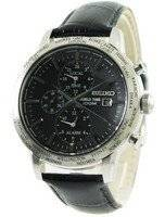 Seiko Alarm Chronograph World Time SPL049P2 Men's Watch
