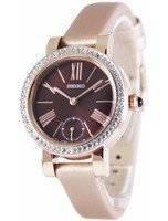 Seiko Quartz Crystals SRK032 SRK032P1 SRK032P Women's Watch