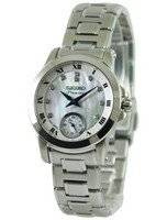 Seiko Premier Quartz Diamonds SRKZ61 SRKZ61P1 SRKZ61P Women's Watch