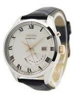Seiko Kinetic Leather Strap SRN073 SRN073P1 SRN073P Men's Watch