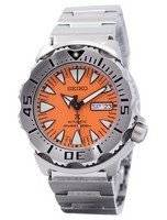 Seiko Automatic Monster Divers SRP309 SRP309K1 SRP309K Men's Watch
