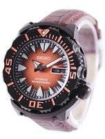 Seiko 5 Sports Automatic Diver's 200M Ratio Brown Leather SRP311J1-LS3 Men's Watch