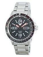 Seiko 5 Sports Automatic 24 Jewels SRP353 SRP353K1 SRP353K Men's Watch