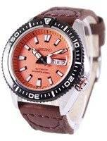 Seiko Superior Automatic Diver's 200M Canvas Strap SRP497K1-NS1 Men's Watch