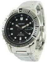 Relógio SRP585K1 SRP585K SRP585 masculino do mergulhador Seiko Prospex ar automático
