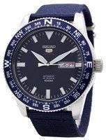 Seiko 5 σπορ αυτόματο Ιαπωνία 24 κοσμήματα Made ρολόι των 100M SRP665J1 SRP665J ανδρών