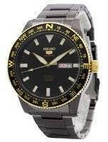 Seiko 5 Sports Automatic 24 Jewels Japan Made 100M SRP670 SRP670J1 SRP670J Men's Watch