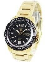 Seiko 5 Sports Automatic 24 Jewels 100M SRP690 SRP690K1 SRP690K Men's Watch