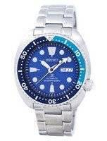 "Seiko Prospex ""LAGOA AZUL"" Relógio de 200M SRPB11 SRPB11K1 SRPB11K dos homens Automatic Diver"