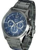 Seiko Chronograph SRW009P1 SRW009P SRW009 Men's Watch